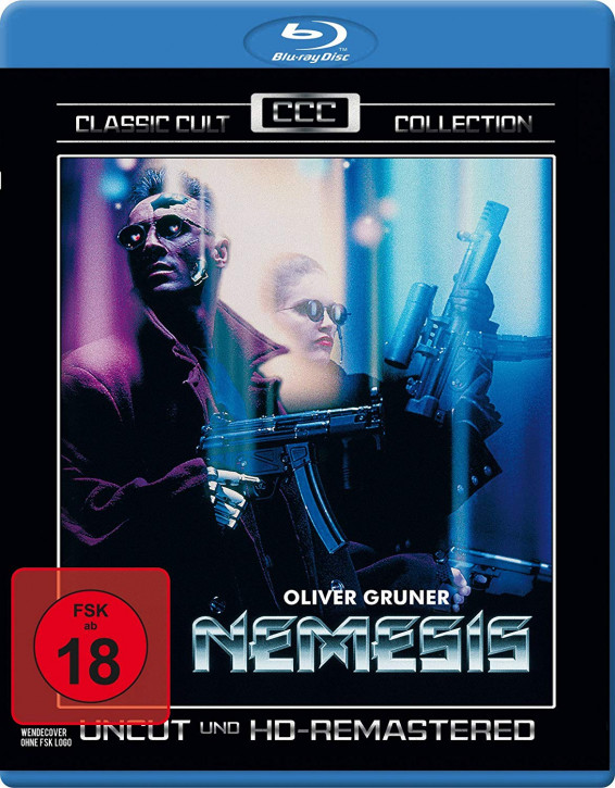 Nemesis - Classic Cult Collection [Blu-ray]