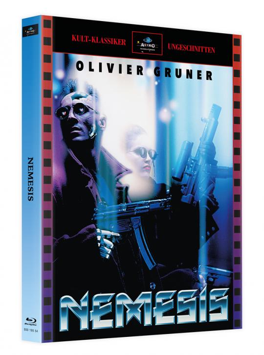 Nemesis - Mediabook - Cover A [Blu-ray]