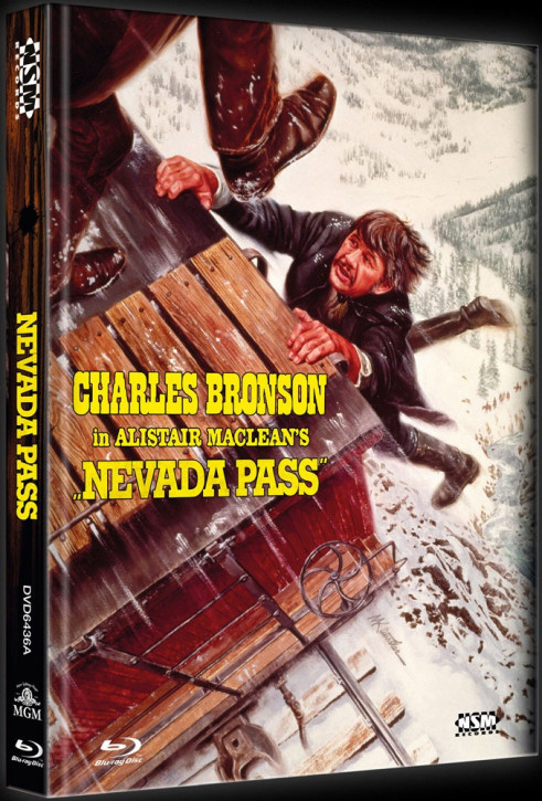 Nevada Pass - Limited Collector's Edition - Cover A [Blu-ray+DVD]