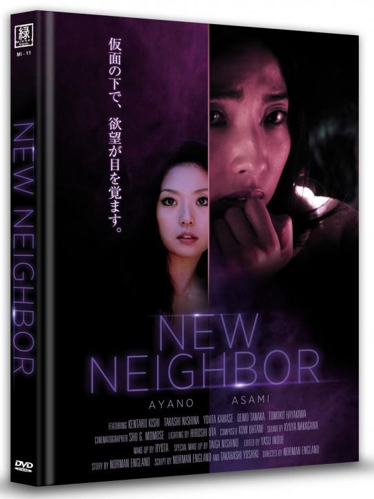 New Neighbor - Limited Mediabook Edition (OmU) [DVD]