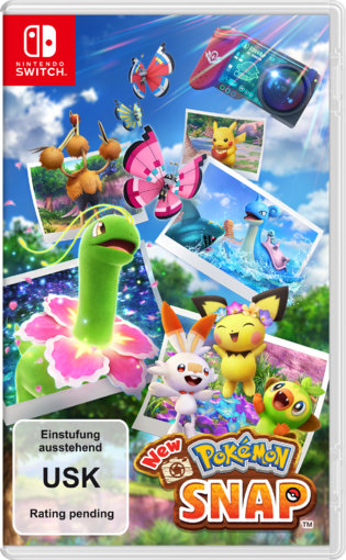 New Pokemon Snap [Nintendo Switch]