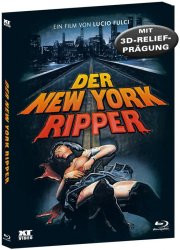 Der New York Ripper (3D Schuber) [Blu-ray]