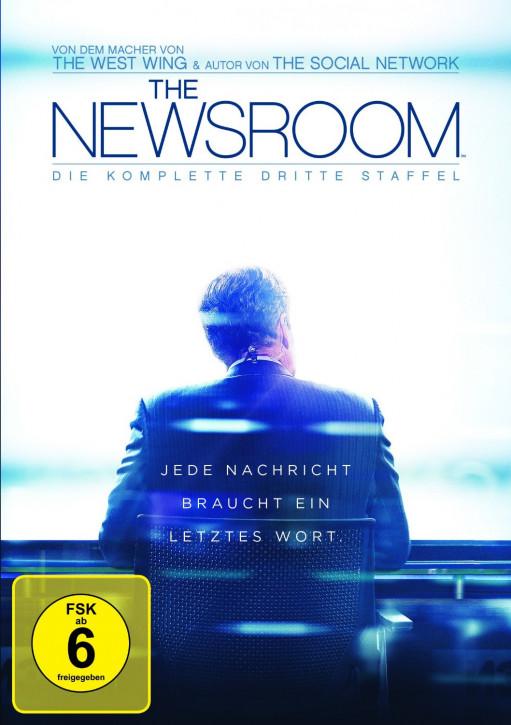The Newsroom - Die komplette dritte Staffel [2 DVDs]