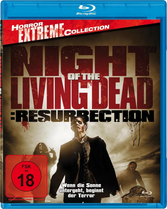 Night Of The Living Dead: Resurrection [Blu-ray]