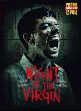 The Night of the Virgin - Limited Edition Mediabook [Blu-ray+DVD]