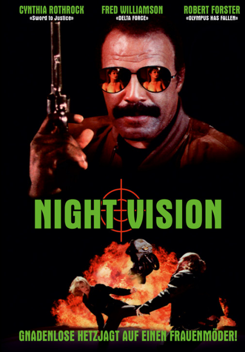 Night Vision - Limited Mediabook Edition - Cover C [Blu-ray+DVD]