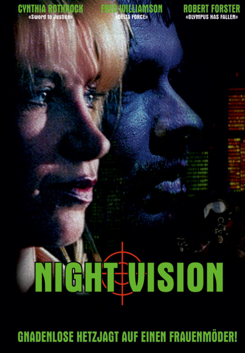 Night Vision - Limited Mediabook Edition - Cover D [Blu-ray+DVD]