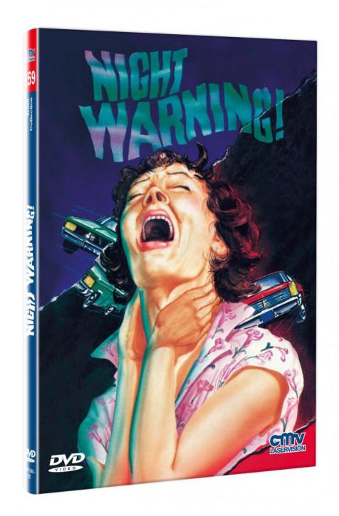 Night Warning - Trash Collection #159 [DVD]