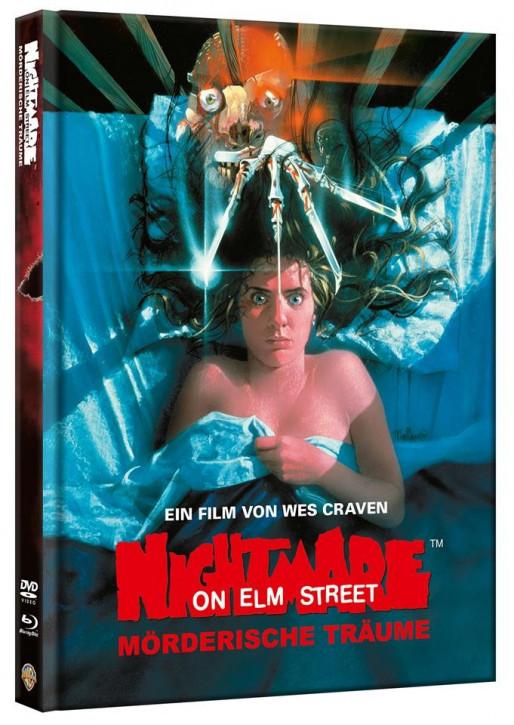 Nightmare on Elm Street - Teil 1 - Limited Mediabook [Blu-ray+DVD]