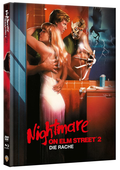 Nightmare on Elm Street - Teil 2 - Limited Mediabook [Blu-ray+DVD]