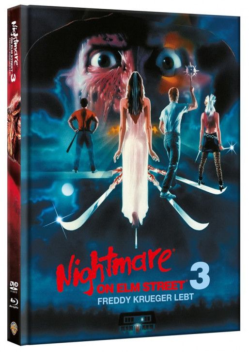 Nightmare on Elm Street - Teil 3 - Limited Mediabook [Blu-ray+DVD]