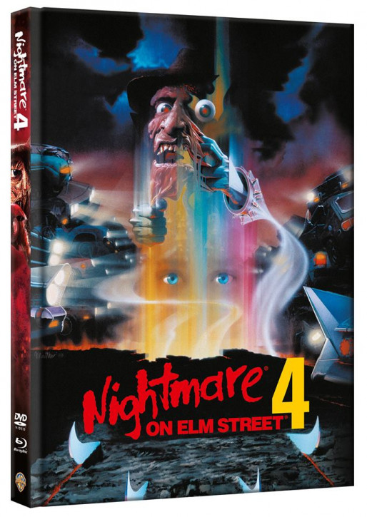 Nightmare on Elm Street - Teil 4 - Limited Mediabook [Blu-ray+DVD]