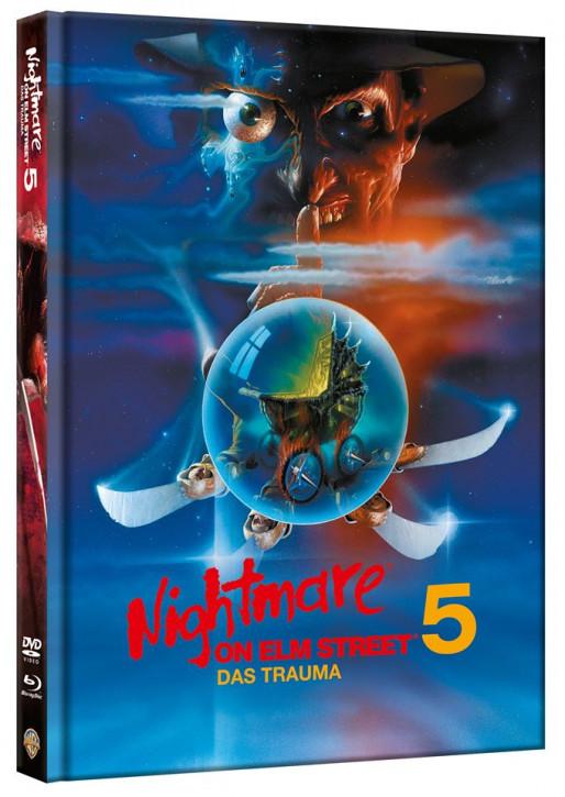 Nightmare on Elm Street - Teil 5 - Limited Mediabook [Blu-ray+DVD]
