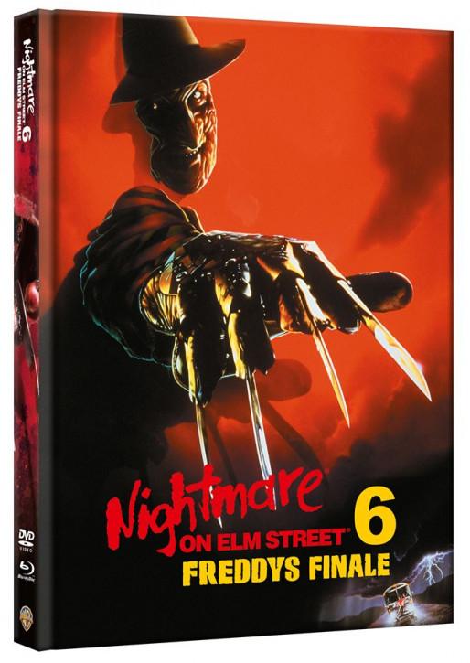 Nightmare on Elm Street - Teil 6 - Limited Mediabook [Blu-ray+DVD]