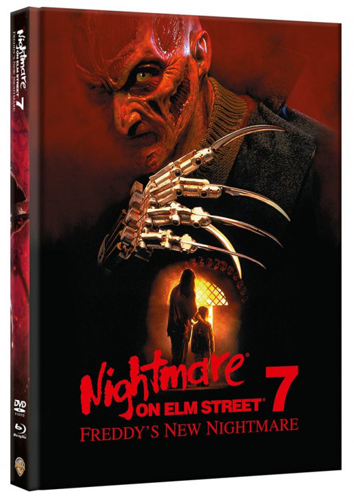 Nightmare on Elm Street - Teil 7 - Limited Mediabook [Blu-ray+DVD]