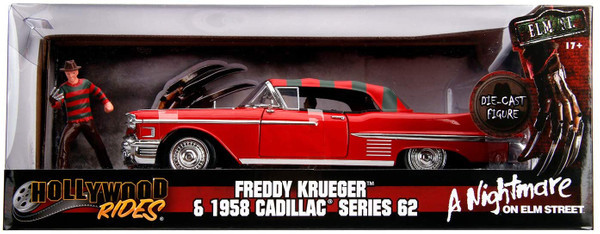 Jada Toys - A Nightmare on Elm Street Cadillac Series 62