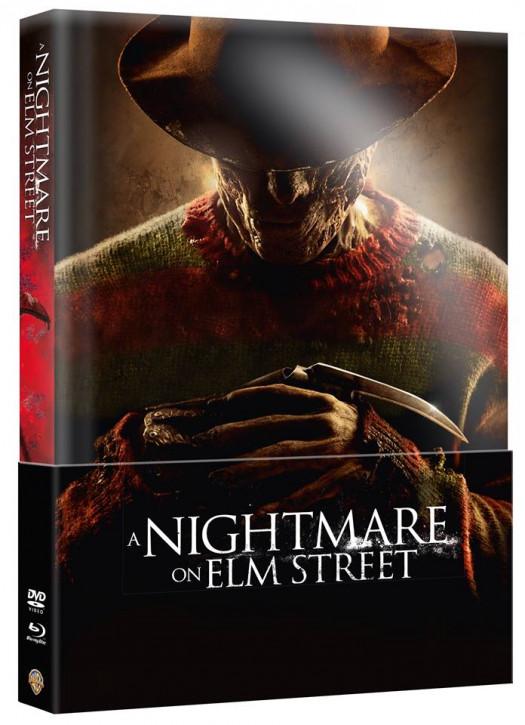 Nightmare on Elm Street - Remake (2010) - Limited Wattiertes Mediabook [Blu-ray+DVD]