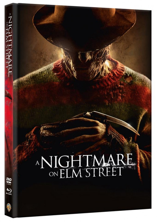 Nightmare on Elm Street - Remake (2010) - Limited Mediabook [Blu-ray+DVD]