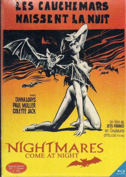 Nightmares come at Night - kleine Hartbox [Blu-ray]