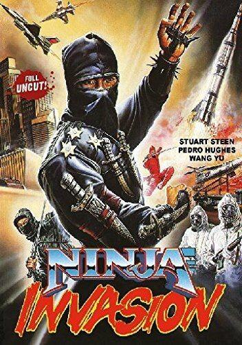 Ninja Invasion [DVD]