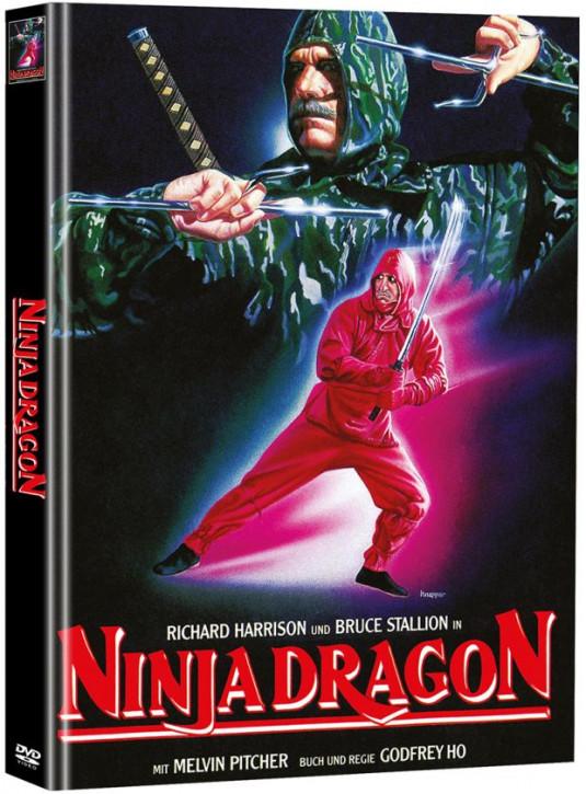Ninja Dragon - Limited Mediabook Edition - Cover A [DVD]