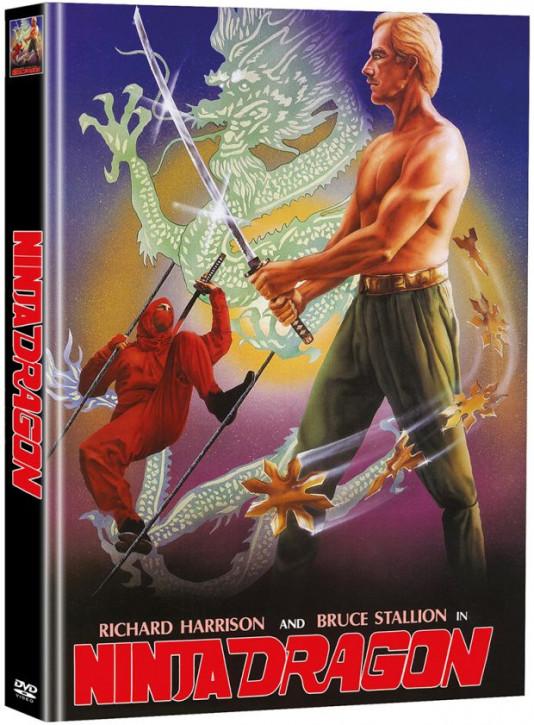 Ninja Dragon - Limited Mediabook Edition - Cover B [DVD]
