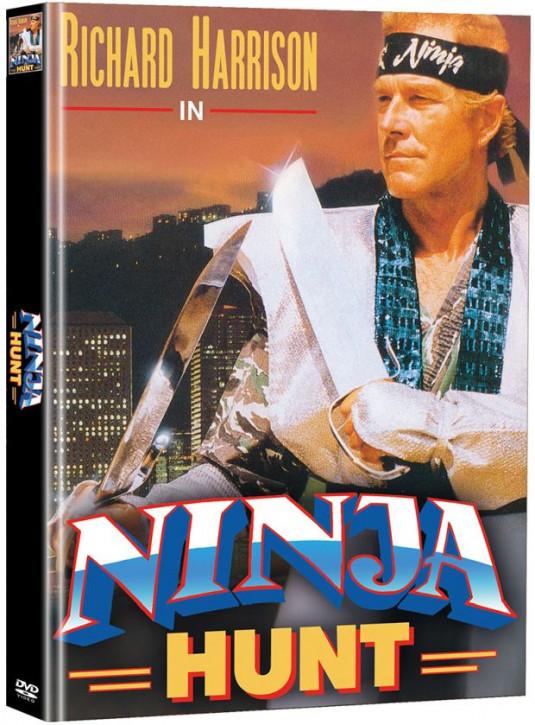 Ninja Hunt - Limited Mediabook Edition - Cover B [DVD]