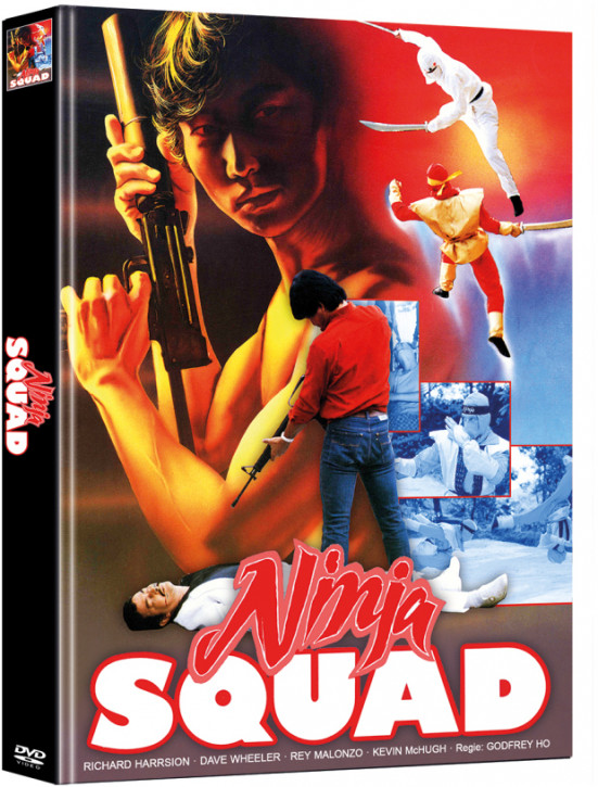 Ninja Squad - Limited Mediabook Edition - Cover A [DVD]