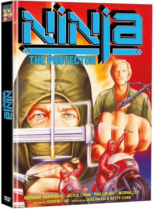 Ninja - The Protector - Limited Mediabook Edition - Cover C [DVD]