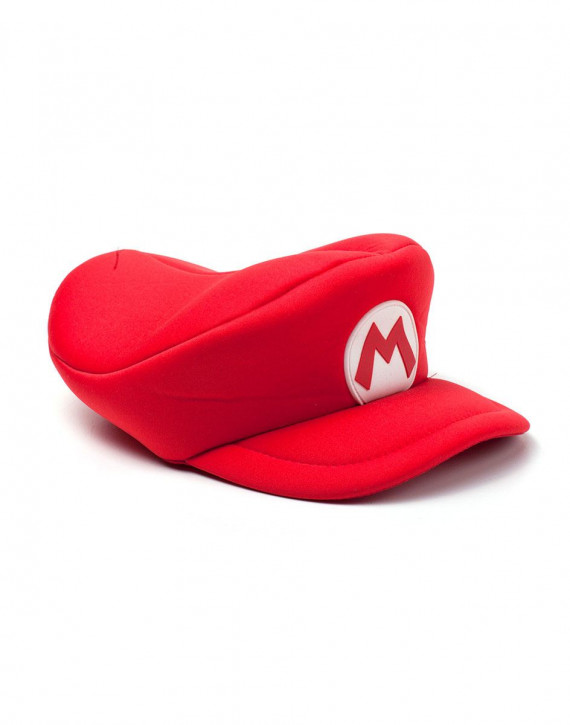 Nintendo Hut Mario