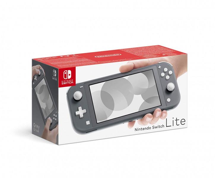 Nintendo Switch Lite - Standard Grau