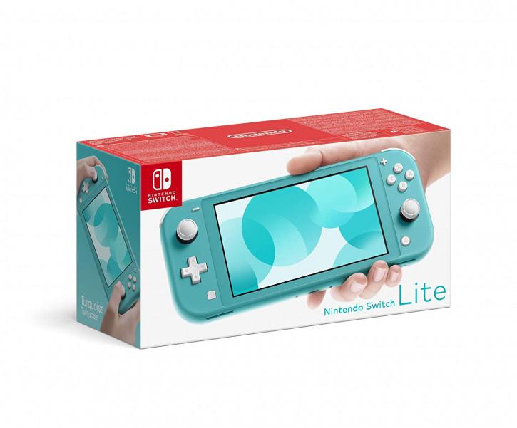 Nintendo Switch Lite - Standard Türkis