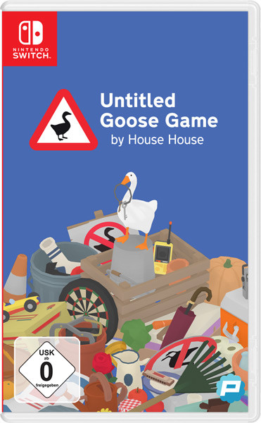Untitled Goose Game [Nintendo Switch]