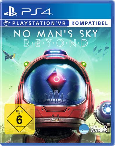 No Mans Sky Beyond [PS4]