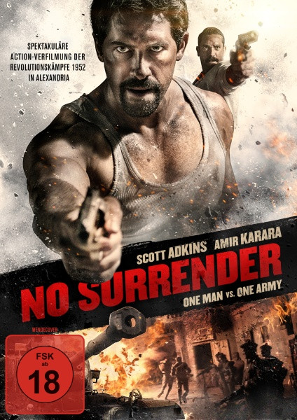 No Surrender - One Man vs. One Army [DVD]