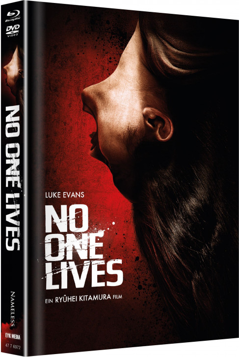 No One Lives - Limited Mediabook - Cover A [Blu-ray+DVD]