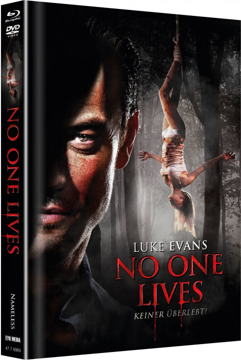 No One Lives - Limited Mediabook - Cover B [Blu-ray+DVD]