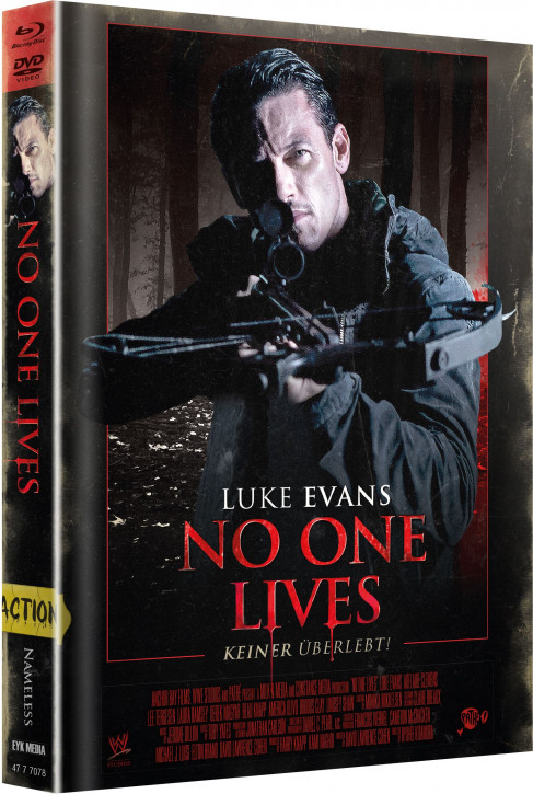 No One Lives - Limited Mediabook - Cover C [Blu-ray+DVD]