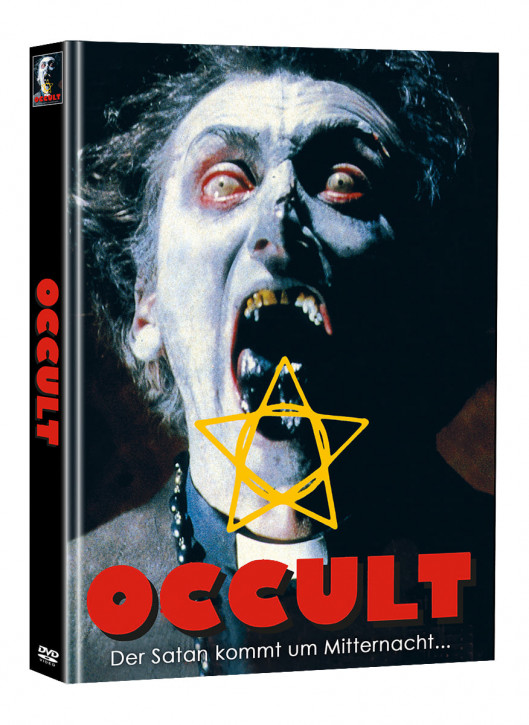 Occult - Der Satan kommt um Mitternacht - Limited Mediabook Edition - Cover A (Super Spooky Stories #165) [DVD]