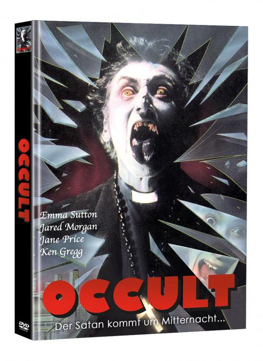 Occult - Der Satan kommt um Mitternacht - Limited Mediabook Edition - Cover C (Super Spooky Stories #165) [DVD]