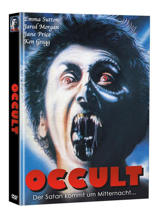 Occult - Der Satan kommt um Mitternacht - Limited Mediabook Edition - Cover D (Super Spooky Stories #165) [DVD]