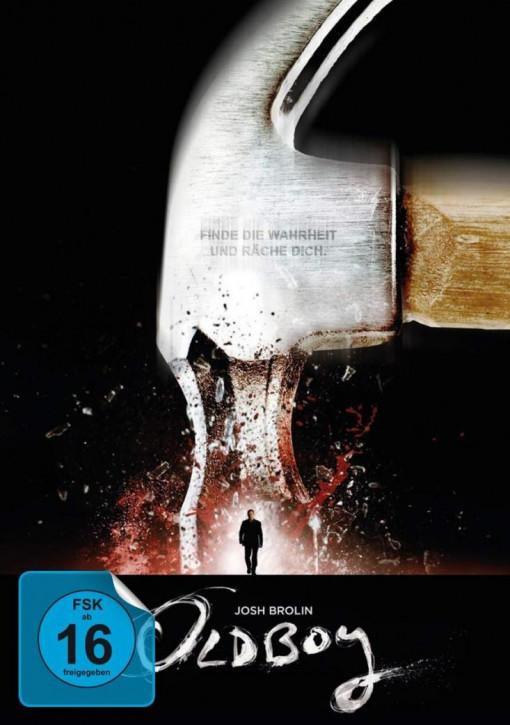 Oldboy - Limited Mediabook (Cover schwarz) [Blu-ray+DVD]