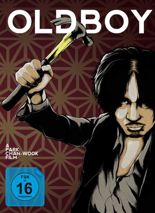 Oldboy - Limited Collectors Edition Mediabook [Blu-ray+DVD]
