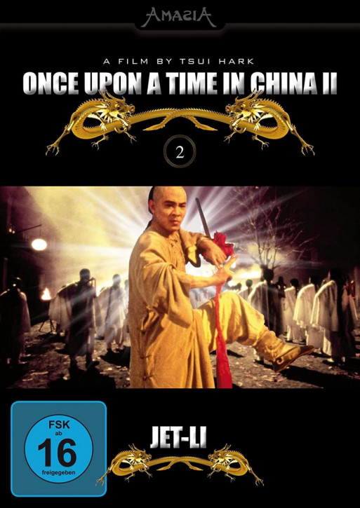 Once Upon a Time in China II [DVD]