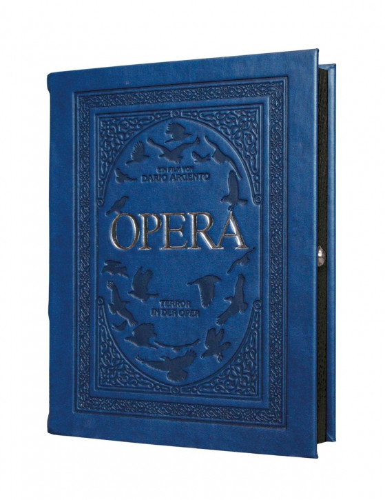Dario Argento's OPERA - 30th Anniversary Edition Leatherbook [Blu-ray+DVD]