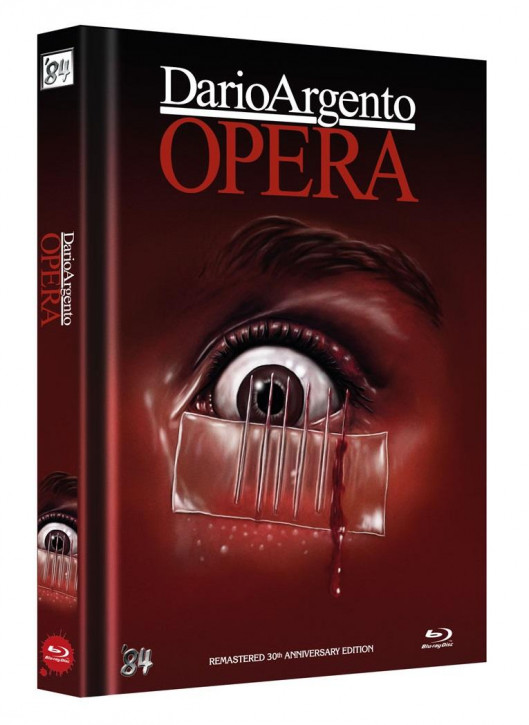 Opera - Remastered 30th Anniversary Edition - Cover B [Blu-ray+DVD]