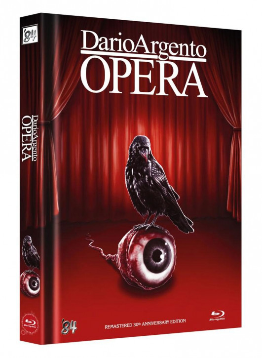 Opera - Remastered 30th Anniversary Edition - Cover D [Blu-ray+DVD]