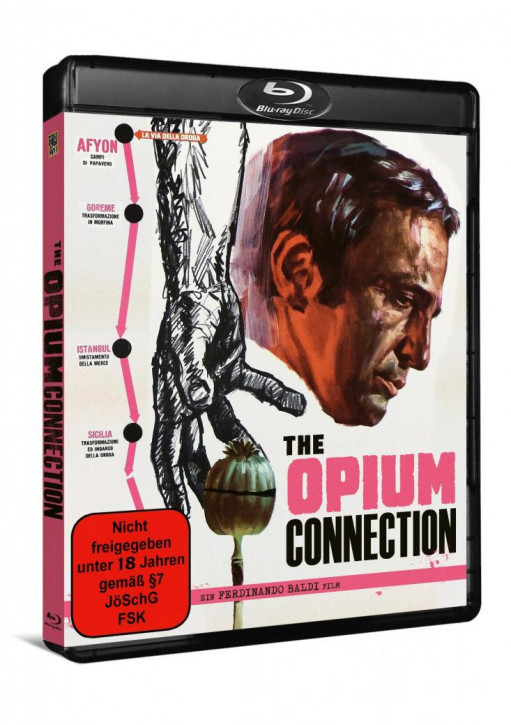 The Opium Connection [Blu-ray]
