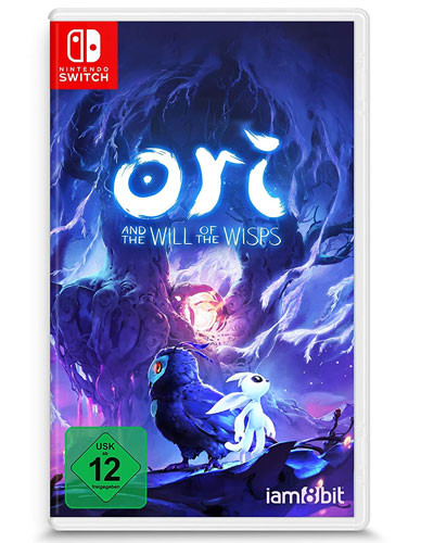 Ori and the Will of the Wisps [Nintendo Switch]
