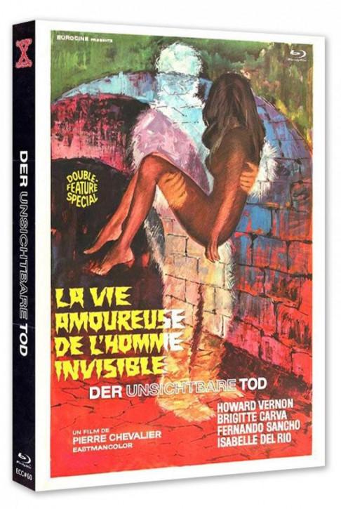 Orloff und der unsichtbare Tod - Eurocult Collection #060 - Mediabook - Cover D [Blu-ray+DVD]